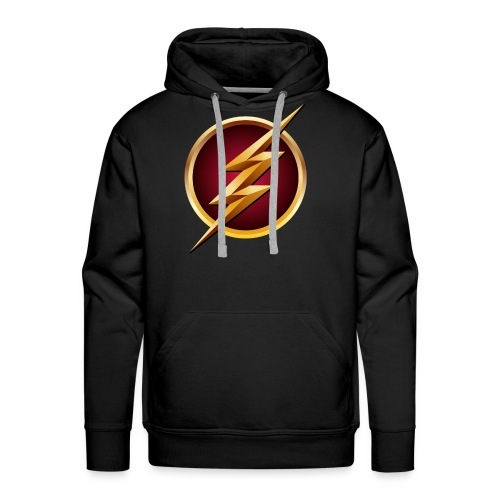 The Flash T-Shirt - Men's Premium Hoodie
