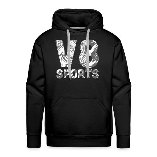 v8Sports Confusion Print - Men's Premium Hoodie
