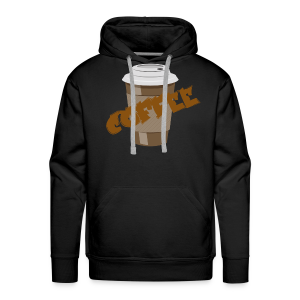 Coffee Official - Men's Premium Hoodie