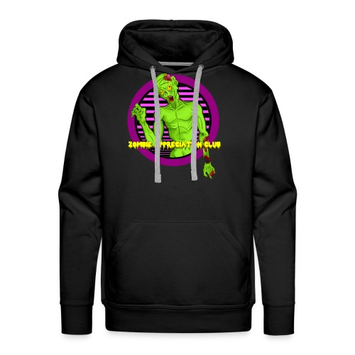 Zombies - Men's Premium Hoodie