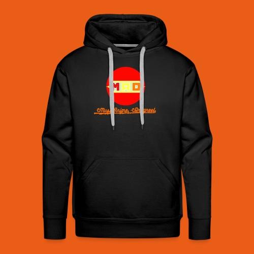 MusaiAnime - Dragneel's New Logo - Men's Premium Hoodie