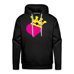 Lil Diamond's Fit for a Queen merch - Men's Premium Hoodie