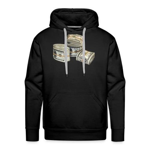 Rubberband Bank - Men's Premium Hoodie
