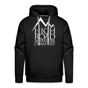 High Road Adventure Company Logo - Men's Premium Hoodie