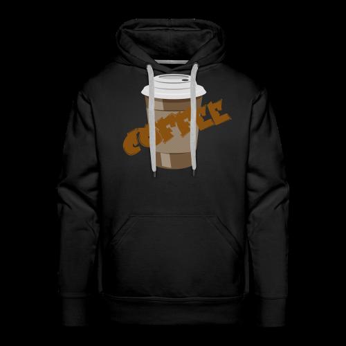 Coffee Official - Men's Premium Hoodie