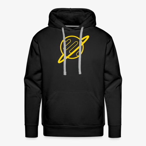 Saturn (Elite Edition) - Men's Premium Hoodie