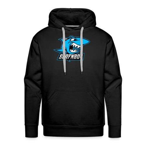 Surfnboy Mascot - Men's Premium Hoodie