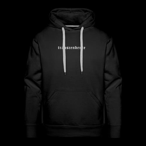 Classic TRANSCENDENCE fam-shirt - Men's Premium Hoodie