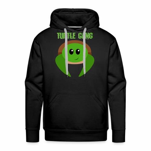 Turtle Gang - Men's Premium Hoodie
