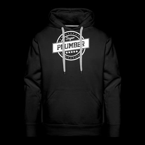 Super Plumber - Men's Premium Hoodie