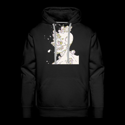 Clear My Thoughts - Men's Premium Hoodie