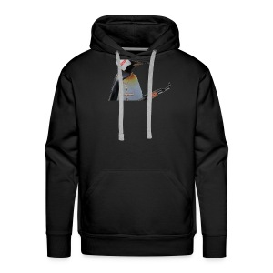 WamSandwich IRL logo - Men's Premium Hoodie