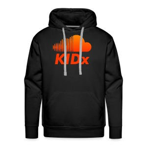 SOUNDCLOUD RAPPER KIDx - Men's Premium Hoodie
