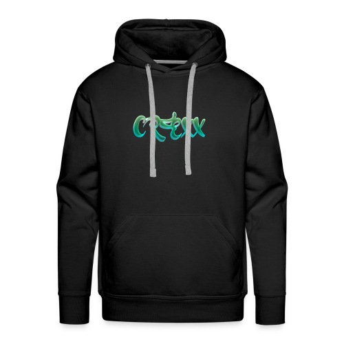 Crexx Vine Bright - Men's Premium Hoodie