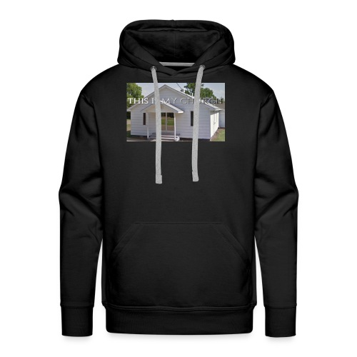 MY CHURCH - Men's Premium Hoodie