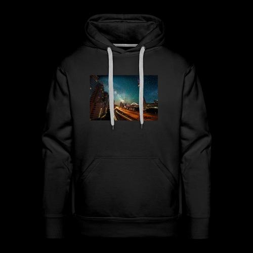 City Nights - Men's Premium Hoodie