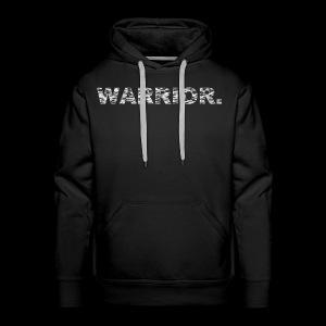 WARRIOR - Men's Premium Hoodie