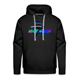 Ninja Nation - Men's Premium Hoodie