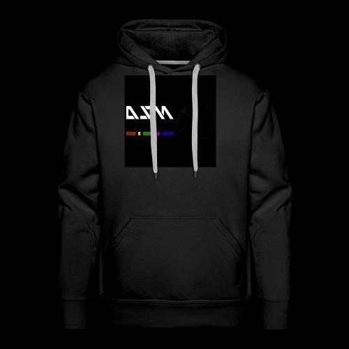 DualSpeedMusic - Men's Premium Hoodie