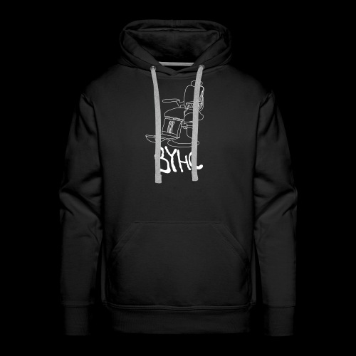 Give 'Em The Chair - Men's Premium Hoodie