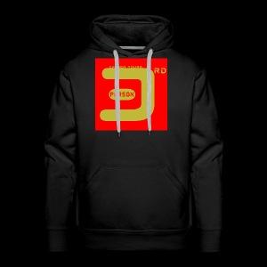 3P Red - Men's Premium Hoodie