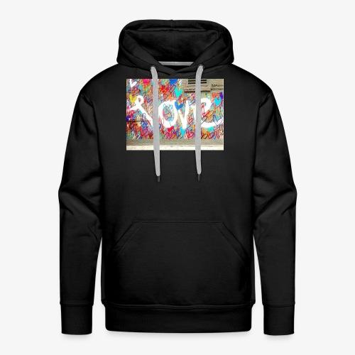 Bold Pop Spring - Men's Premium Hoodie