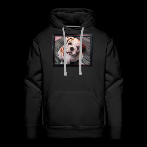 Esoteric Designs ~ Bulldog. Bull dog. - Men's Premium Hoodie
