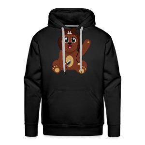 Nathan Piland Bear - Men's Premium Hoodie