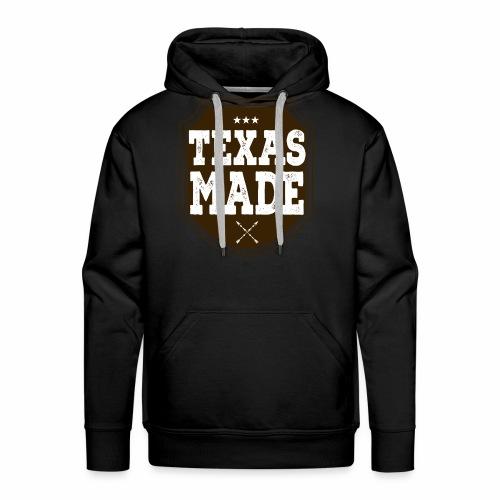 Texas - Men's Premium Hoodie