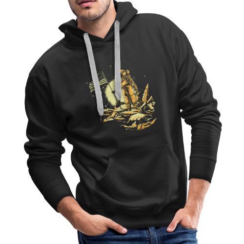 Astronaut fashion - Men's Premium Hoodie