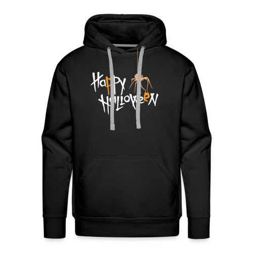 happy halloween shit - Men's Premium Hoodie