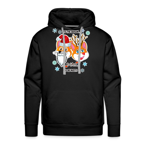 'Tis the Season - Men's Premium Hoodie