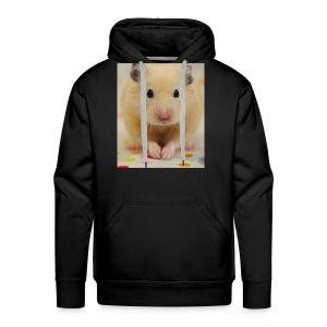 My little hamster world - Men's Premium Hoodie