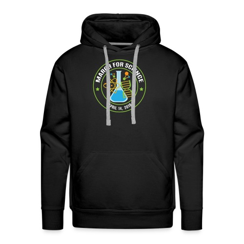March for Science 2018 - Men's Premium Hoodie