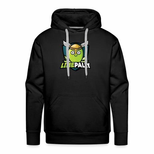 Limepally's Logo - Men's Premium Hoodie