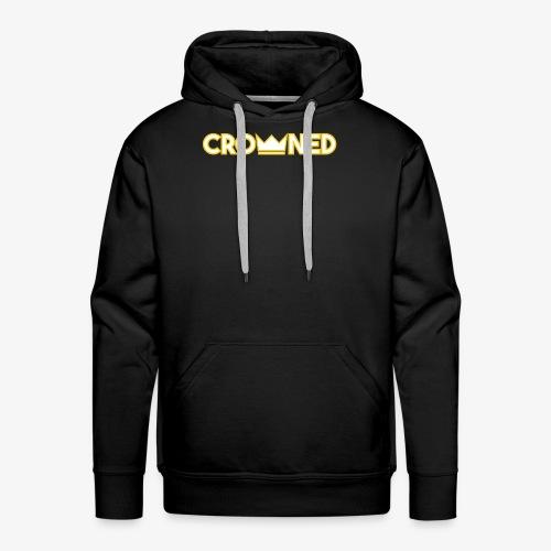 CROWNED shirt - Men's Premium Hoodie