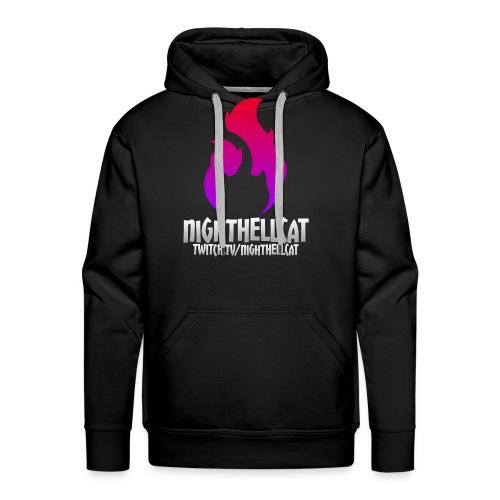 NightHellcat Twitch Logo - Men's Premium Hoodie