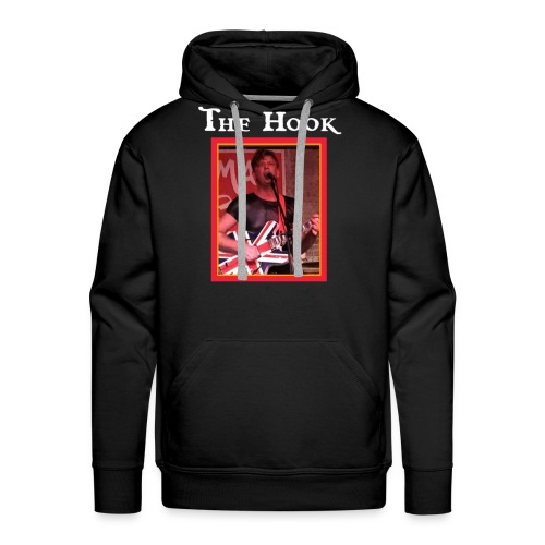 The Hook - Men's Premium Hoodie