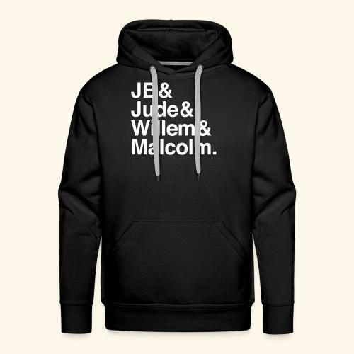 jude jb willem malcolm merch - Men's Premium Hoodie