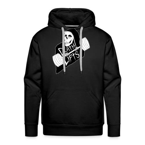DeathLifts Black - Men's Premium Hoodie