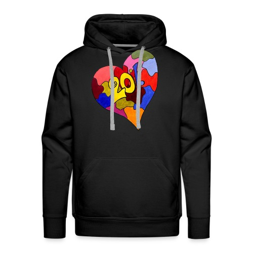 Spread the word: take care of your server! - Men's Premium Hoodie