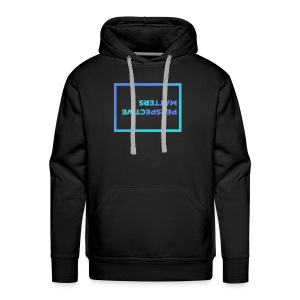 Your viewpoint is different from mine - Men's Premium Hoodie