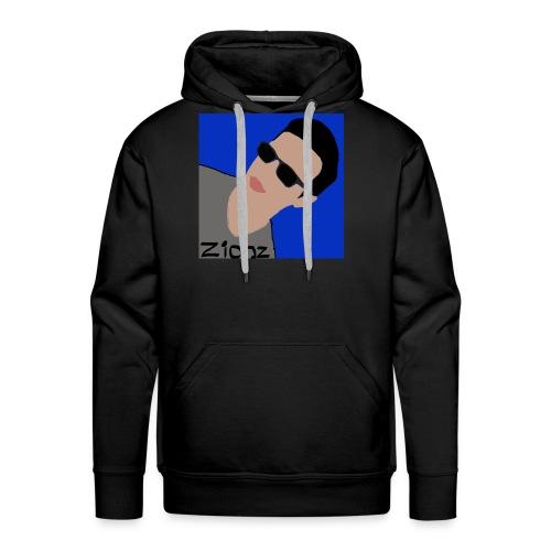 Zionz_Cartoon - Men's Premium Hoodie