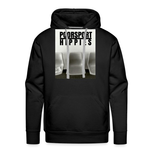 Poorsport Hippies EP - Men's Premium Hoodie