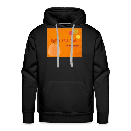Happy Fall Y'all - Men's Premium Hoodie
