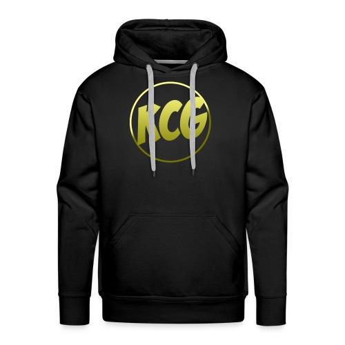 KingCyrus logo - Men's Premium Hoodie
