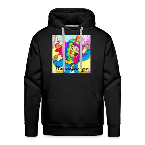 Theboysavage hoodie1 - Men's Premium Hoodie