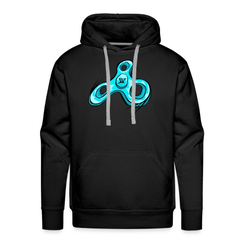 Willow Clothing Fidget Spinner - Men's Premium Hoodie