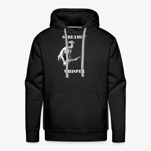 Screamin' Whisper Filth Design - Men's Premium Hoodie