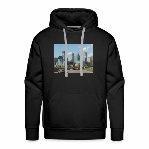Minneapolis - Men's Premium Hoodie